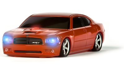 Dodge Charger (Red)